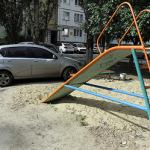 Штрафы за автостоянку на детских площадках